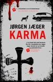 """""""Karma kriminalroman"""" av Jørgen Jæger"""