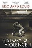 """History of Violence"" av Édouard Louis"