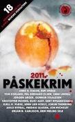 """""""Den falske Tvilling Paaskekrim 2011 - 18 noveller"""" av Kristoffer Morris"""