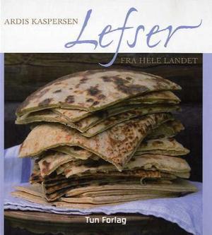 """""""Lefser fra hele landet"""" av Ardis Kaspersen"""