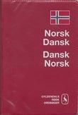 """""""Norsk-dansk, dansk-norsk ordbog Gyldendals røde ordbøger"""" av Hermod T. H. Nilsen"""