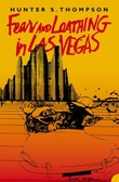 """Fear and loathing in Las Vegas a savage journey to the heart of the American dream"" av Hunter S. Thompson"