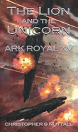 """The lion and the unicorn Ark Royal 15"" av Christopher G. Nuttall"
