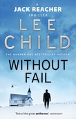 """""""Without fail"""" av Lee Child"""