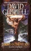 """Sword in the storm"" av David A. Gemmell"