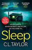 """""""Sleep"""" av C.L. Taylor"""