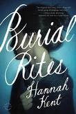 """Burial rites"" av Hannah Kent"