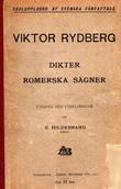 """""""Dikter"""" av Viktor Rydberg"""