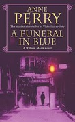 """""""A Funeral in Blue William Monk #12"""" av Anne Perry"""