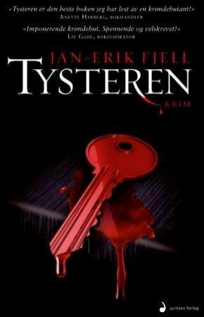 """""""Tysteren - krim"""" av Jan-Erik Fjell"""