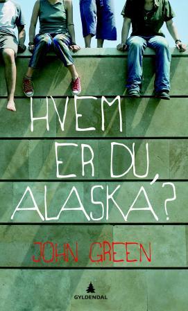 Cover: Hvem er du, Alaska? av John Green