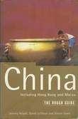 """China rough guide"" av Jeremy Atiyah"