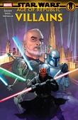 """""""Star Wars: Age Of Republic - Villains"""" av Jody Houser"""