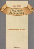 """""""Johannes Åpenbaring"""" av Egil A. Wyller"""