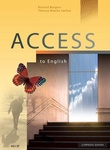 """Access to English - engelsk vg1 studieforberedende program"" av Richard Burgess"