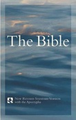 """The Bible New Revised Standard Version with the Apocrypha"""