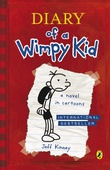 """Diary of a Wimpy Kid"" av Jeff Kinney"