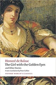 """""""The Girl with the Golden Eyes and Other Stories"""" av Honoré de Balzac"""