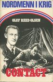 """""""Contact på hemmelig oppdrag i Norge"""" av Oluf Reed Olsen"""