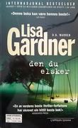 """""""Den du elsker"""" av Lisa Gardner"""