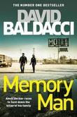 """Memory Man"" av David Baldacci"