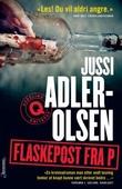 """""""Flaskepost fra P"""" av Jussi Adler-Olsen"""