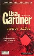 """""""Neste offer"""" av Lisa Gardner"""