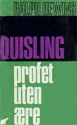 """Quisling: profet uten ære"" av Ralph Hewins"