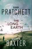 """The long earth"" av Terry Pratchett"