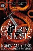 """""""A gathering of ghosts"""" av Karen Maitland"""