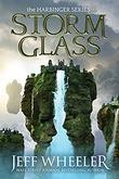 """""""Storm Glass Harbinger Book 1"""" av Jeff Wheeler"""
