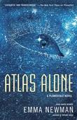 """""""Atlas Alone (Planetfall #4)"""" av Emma Newman"""
