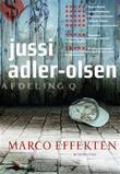"""""""Marco Effekten"""" av Jussi Adler-Olsen"""
