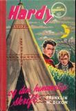 """"""" Hardy guttene og den hemmelige skrift"""" av Franklin W. Dixon"""