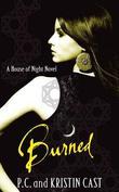 """""""Burned (House of Night)"""" av P.C. Cast"""