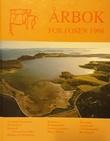 """""""Årbok for Fosen 1998"""" av Merete Moe Henriksen"""