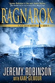 """""""Ragnarok"""" av Jeremy Robinson"""