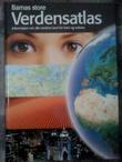 """""""Barnas store vedensatlas Infornasjon om alle verdens land for barn og voksne"""" av Jesper Groftved"""
