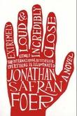 """Extremely loud and incredibly close"" av Jonathan Safran Foer"