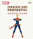 """Fearless and fantastic Female superheroes save the world"" av Sam Maggs"