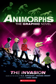 """The Invasion (Animorphs Graphix #1) Animorphs Graphix #1"" av Katherine Alice Applegate"