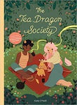 """The tea dragon society"" av Katie O'Neill"