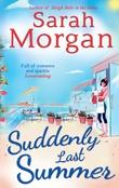 """""""Suddenly Last Summer (Hqn)"""" av Sarah Morgan"""